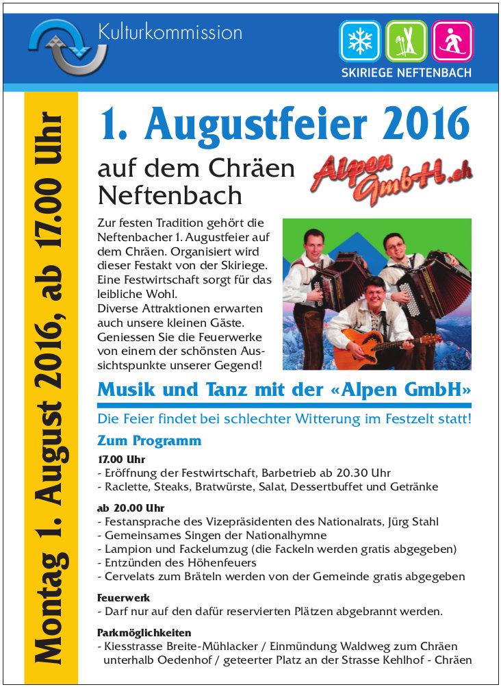 Bezirk Winterthur Neftenbach